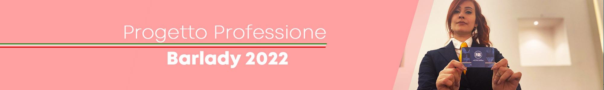 Progetto Professione Barlady 2021
