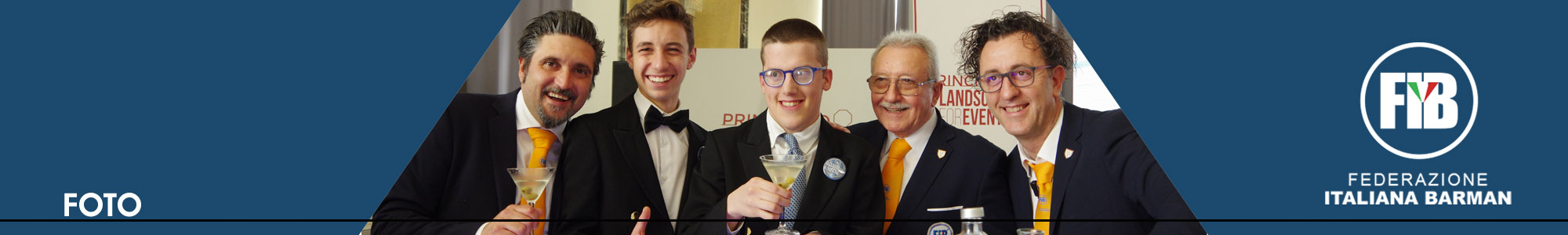 Campionati Italiani Barman Scuole Alberghiere - day1 - 15 aprile 2019 Federazione Italiana Barman