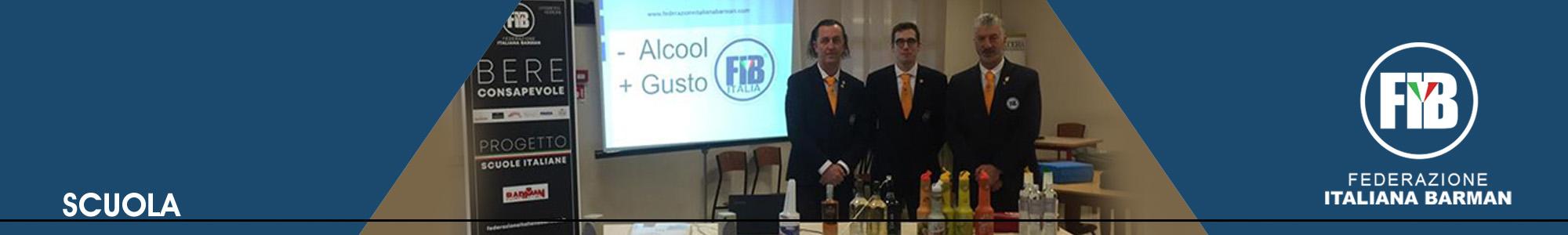 Formazione ed eventi scolastici Federazione Italiana Barman