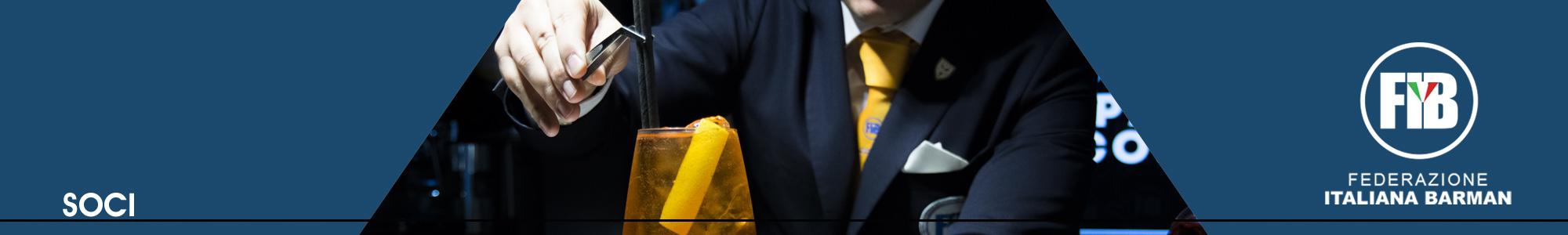 Soci Federazione Italiana Barman, professionalità, competenza e innovazione