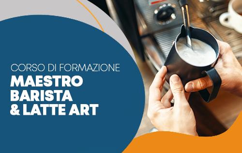 Maestro Barista e Latte Art