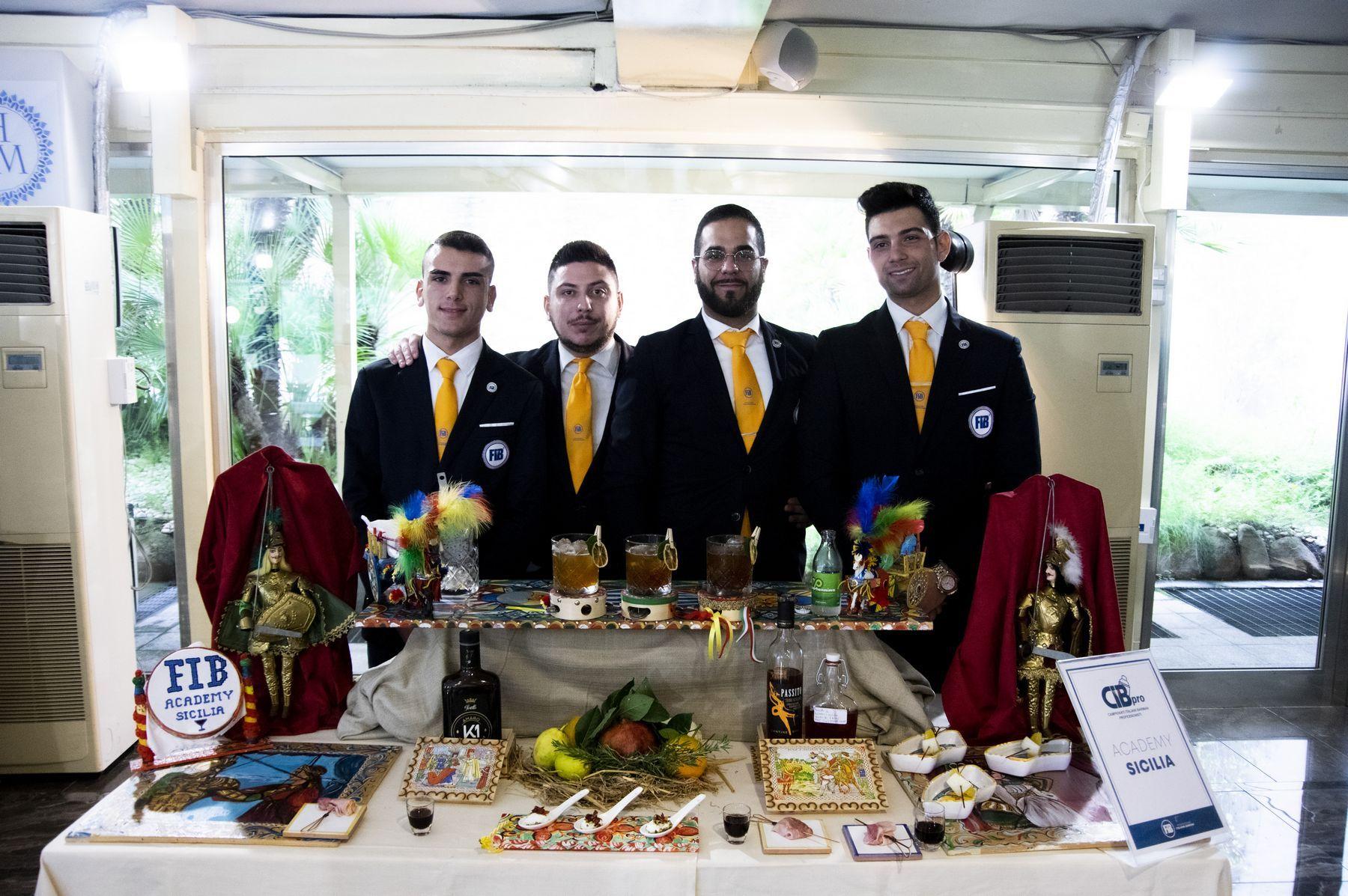 Campionati Italiani Barman Pro