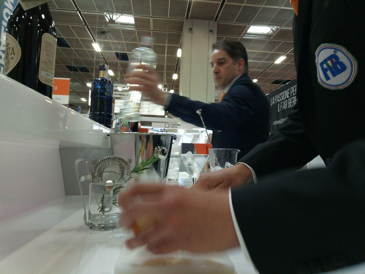 FIB Expo Forum Gourmet Torino