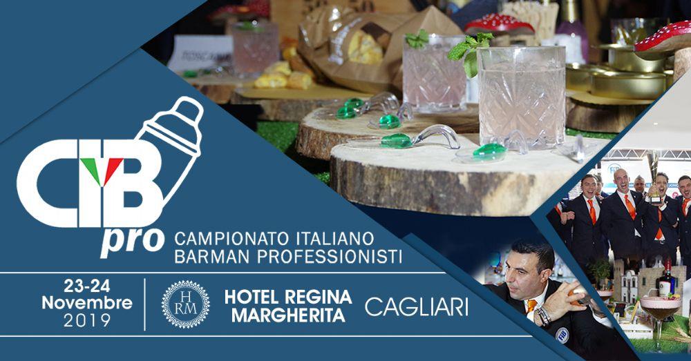I Campionati Italiani per Barman Professionisti arrivano in Sardegna!