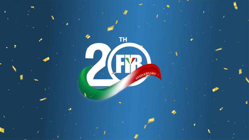 2001 – 2021: 20° ANNIVERSARIO DELLA FEDERAZIONE ITALIANA BARMAN