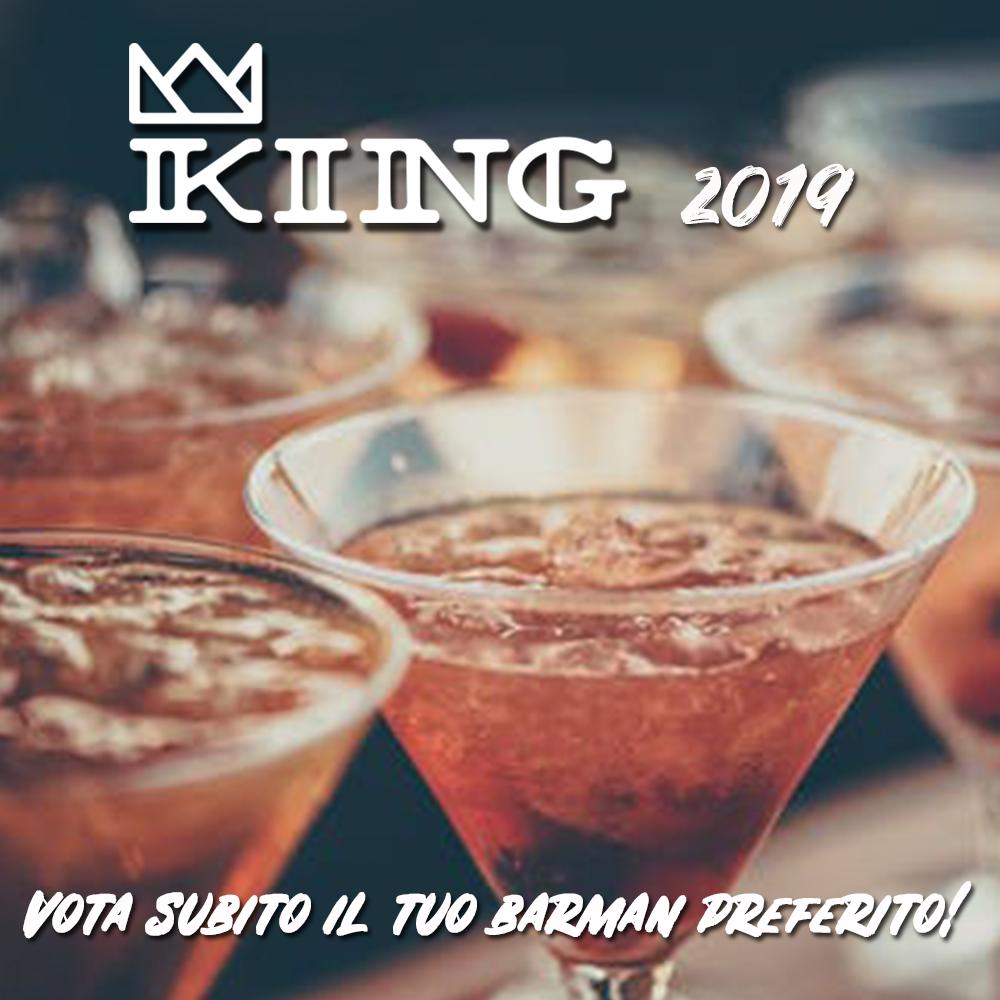 KING BARMAN 2019: 25 Febbraio c/o Tirreno CT Marina di Carrara
