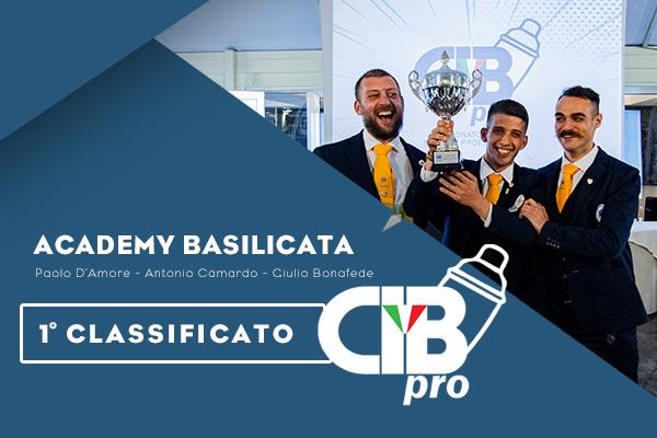 I Barman della Basilicata Campioni D'Italia