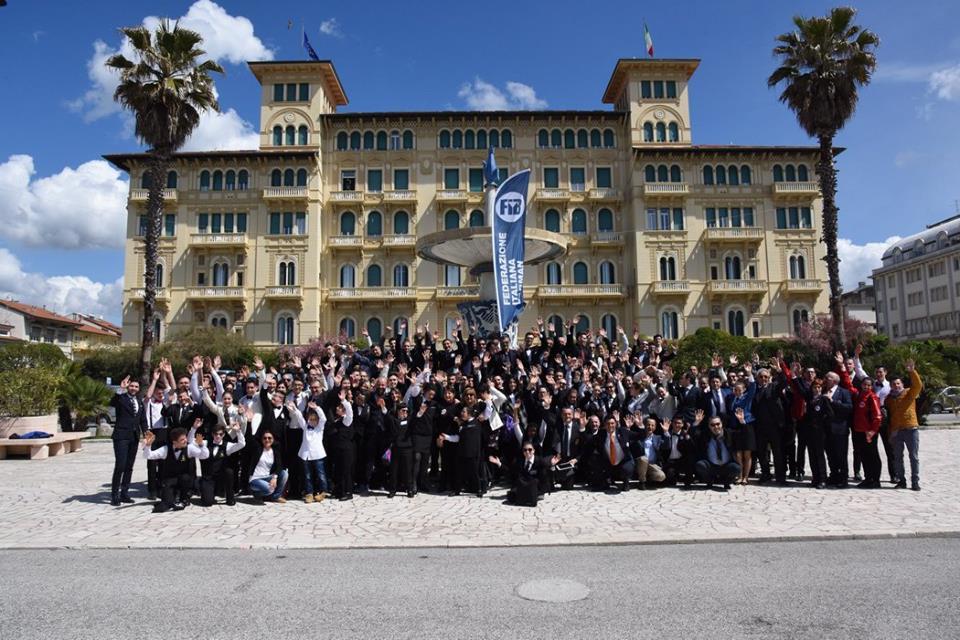 CIB - Campionati Italiani Barman per scuole Alberghiere: Versilia, 15-16 Aprile 2019