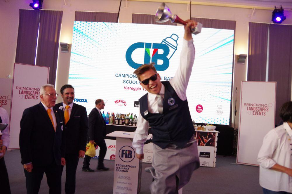 19° edizione dei Campionati Italiani Barman scuole Alberghiere: Johannes Kofler Campione Italiano