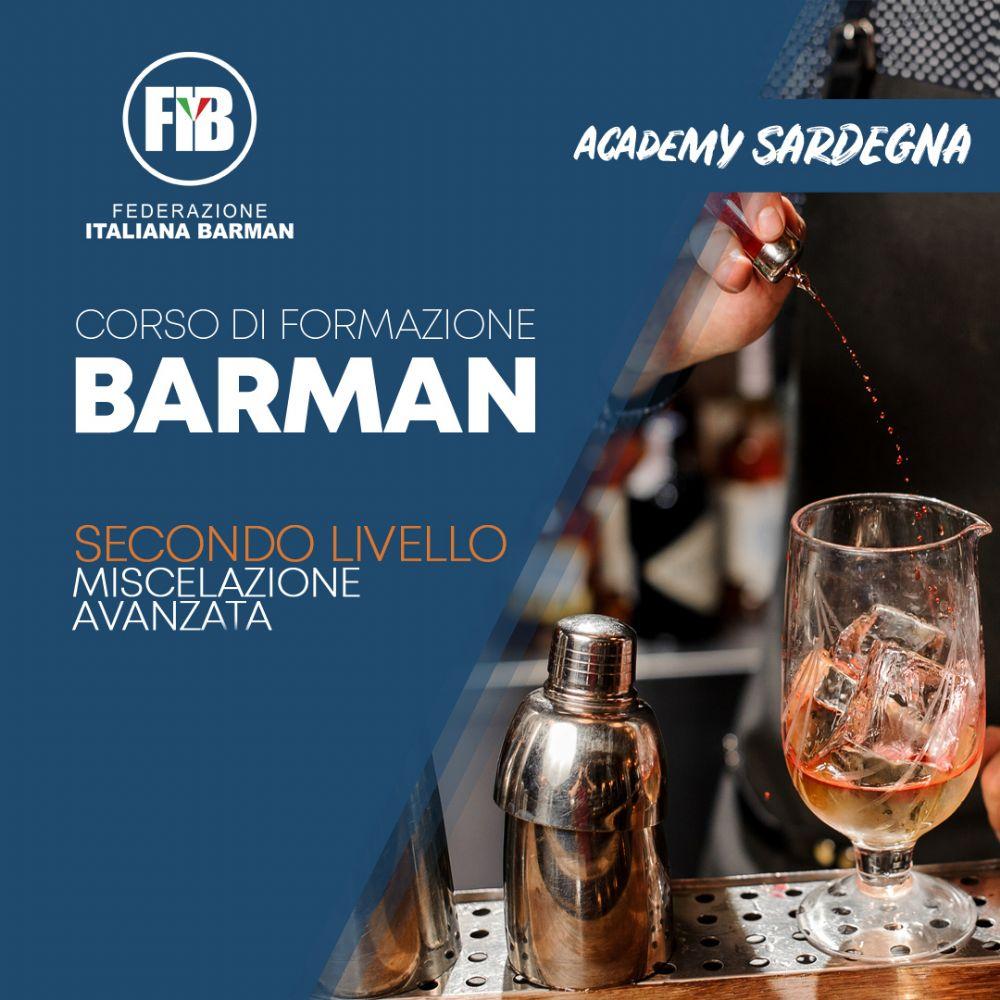 21 GENNAIO 2021  SASSARI - BARMAN SECONO LIVELLO
