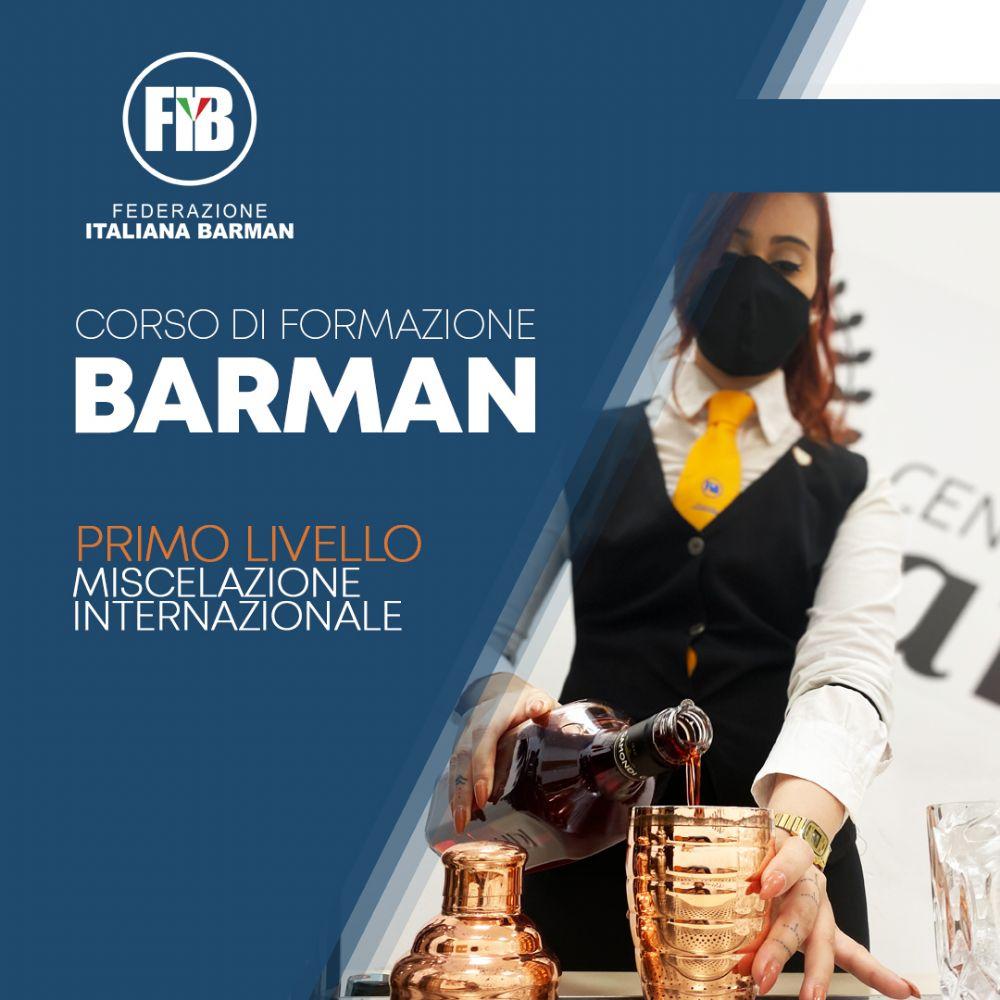 Corso Miscelazione Internazionale per Barman,Novi Ligure (AL)