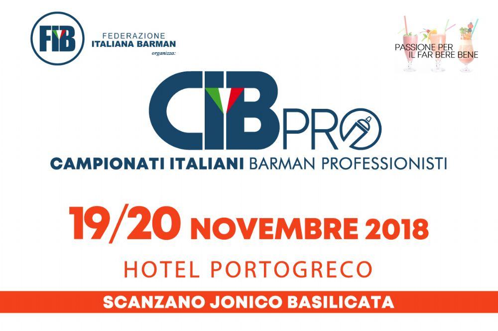I CAMPIONATI ITALIANI BARMAN A SQUADRE REGIONALI SBARCANO IN BASILICATA