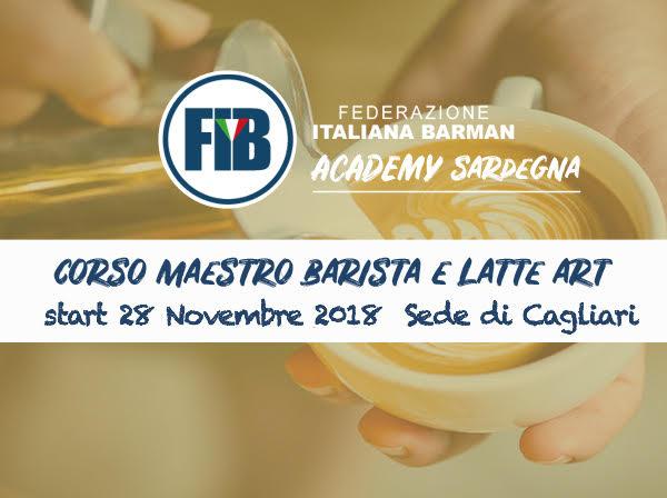 Maestro barista & Latte Art
