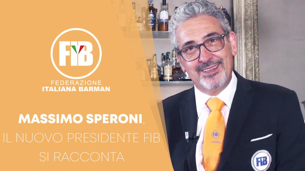MASSIMO SPERONI:  IL NUOVO PRESIDENTE SI PRESENTA!