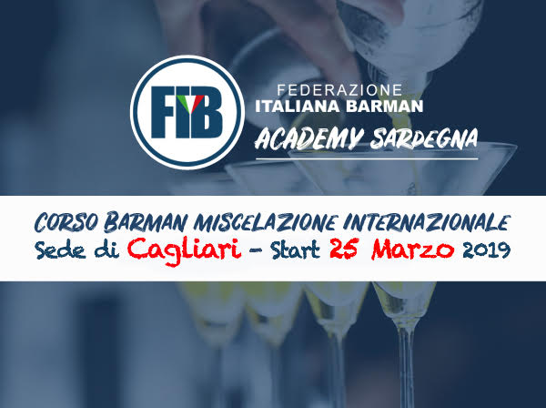 Sede di Cagliari - Corso Barman Miscelazione Internazionale