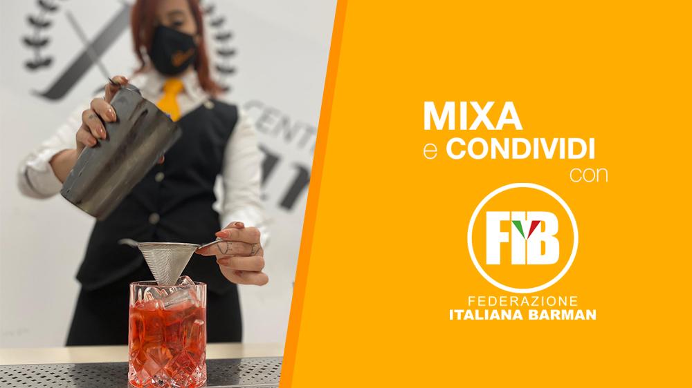 INVIA LA TUA RICETTA E PARTECIPA A #MixaeCondividiConFIB