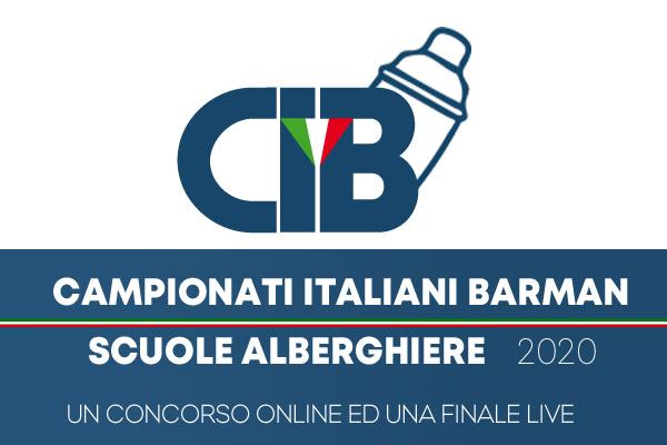 Campioanti Italiani Barman Scuole Alberghiere 2020