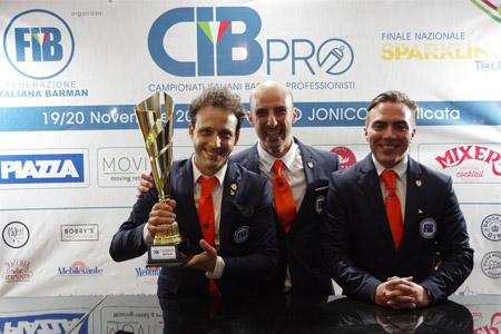 La Sardegna trionfa ai Campionati Italiani Barman a squadre regionali