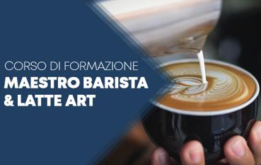 CAGLIARI - 20 MAGGIO - CORSO CAFFETTERIA E LATTE ART