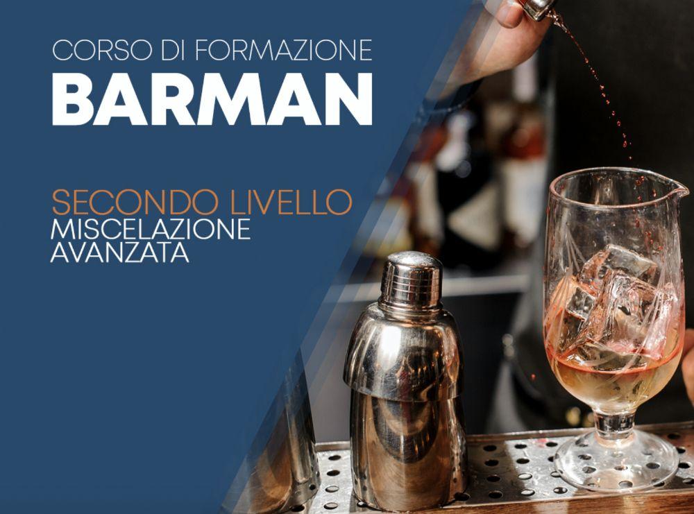 CORSO BARMAN 2* LIVELLO POLICORO