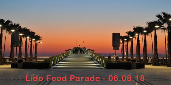 FIB a Lido Food Parade - 06.08.18