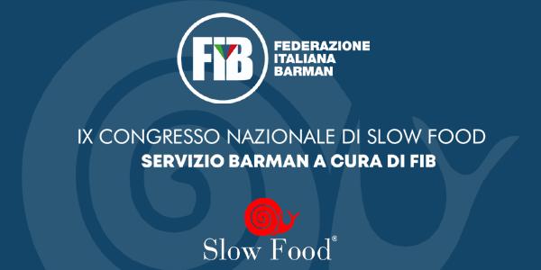 FIB al IX Congresso Nazionale di Slow Food Italia