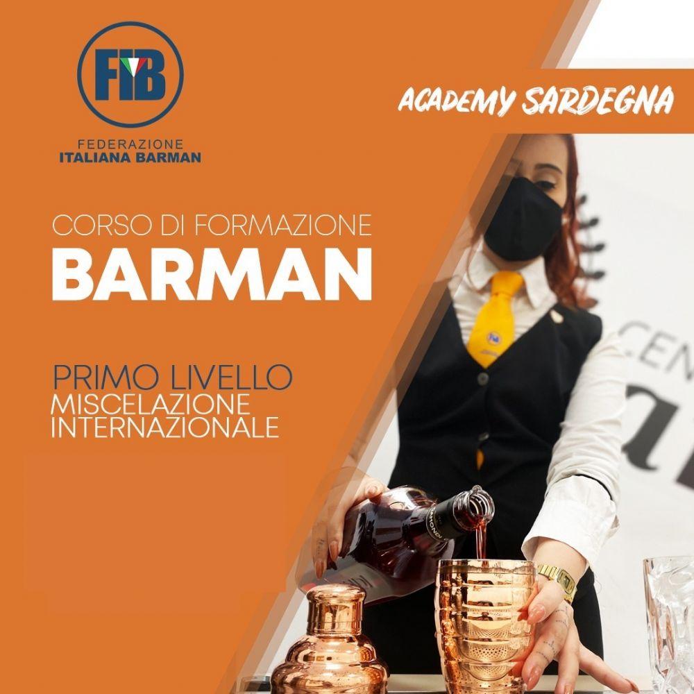 29 MARZO - NUOVO CORSO BARMAN PRIMO LIVELLO